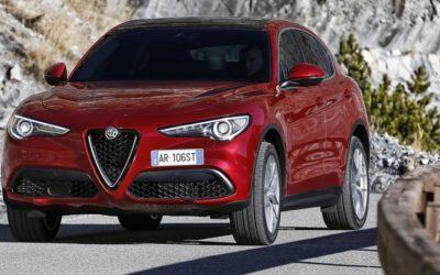Le nouveau SUV Alfa Romeo Stelvio en avant-première avec la série spéciale First Edition