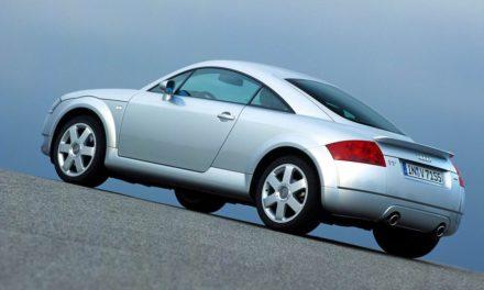 Audi TT (8N) : Un concept car pour la route