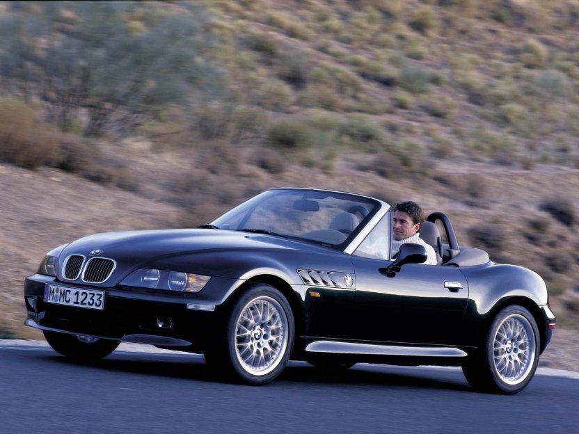 BMW Z3 (1996 – 2002) : Œil d'or