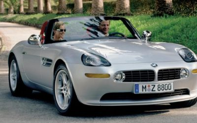 BMW Z8 : Pour le meilleur