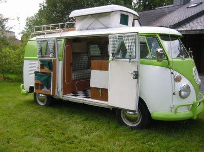 combi vw pour camping