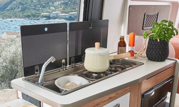 Cuisine pour van : quels aménagements possibles ?