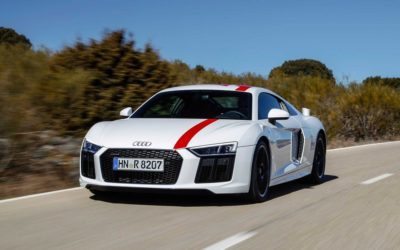 Audi R8 RWS: La propulsion chez Audi!