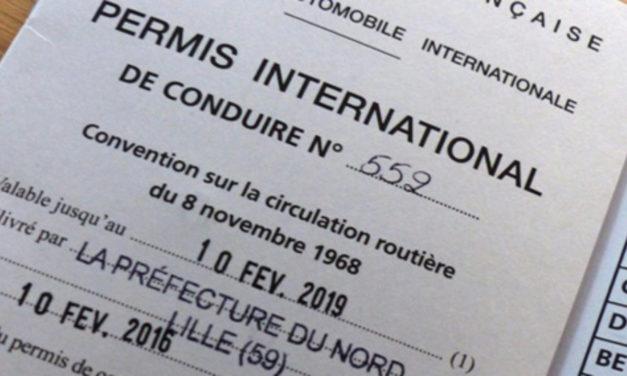 Demande de permis international : comment procéder ?