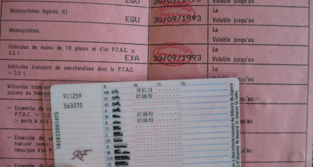 Permis A1 : les épreuves du permis 125