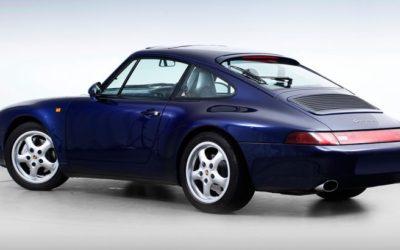 Porsche 993 : La der à air