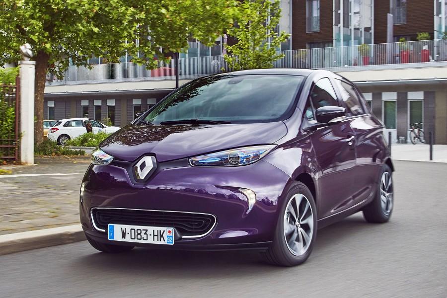 Renault Zoé, la voiture électrique n°1 en France !