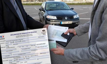 Cession de véhicule : la check-list d'un particulier à un autre