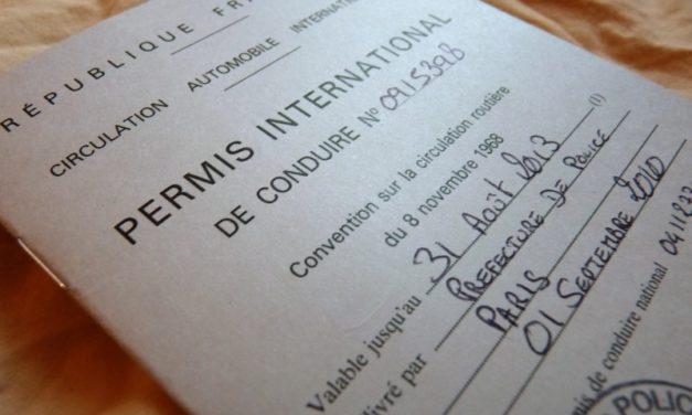 Où et quand a-t-on besoin d'un permis de conduire international ?