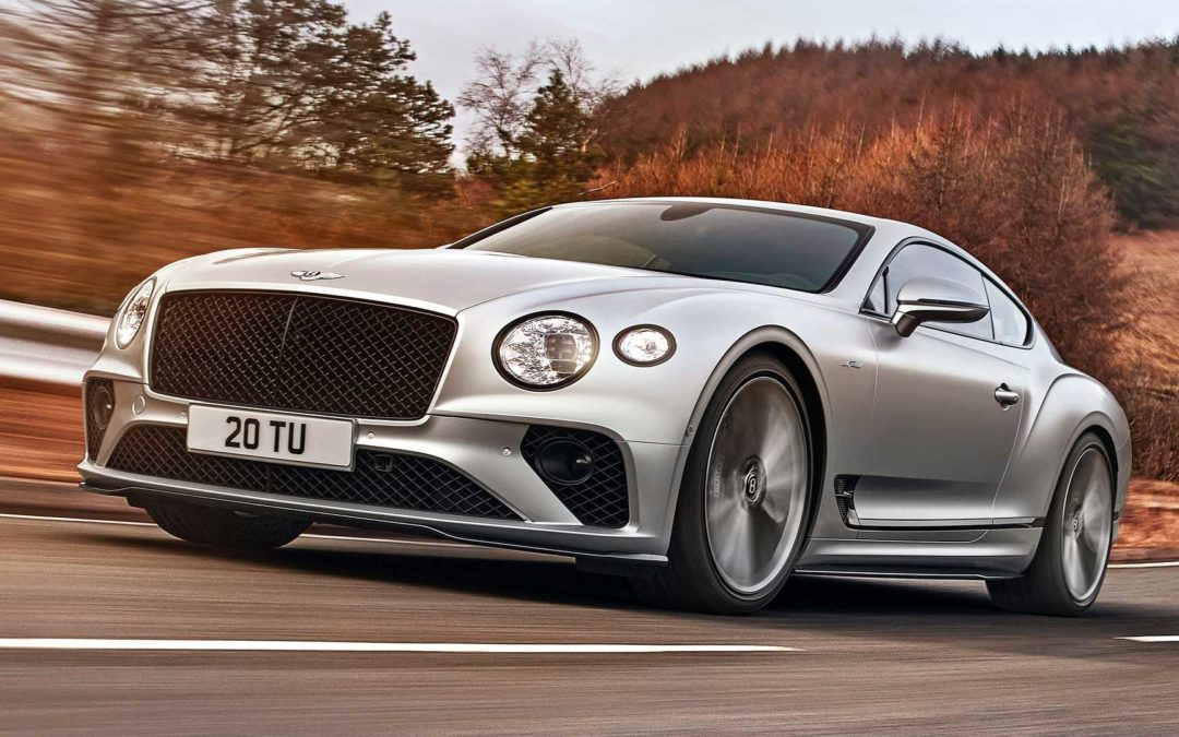 Bentley Continental GT Speed, embrasser la Reine