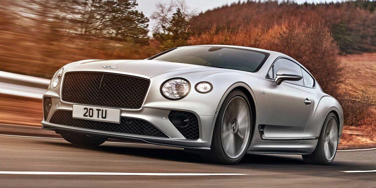 Bentley Continental GT Speed, embrasser la Reine