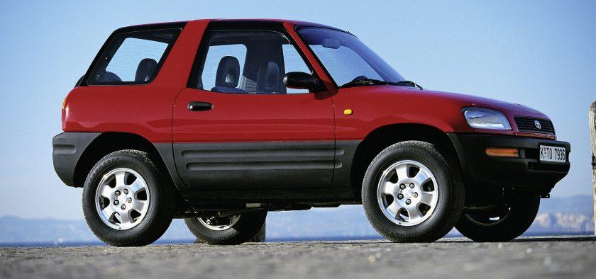 Toyota rav4 de 1994