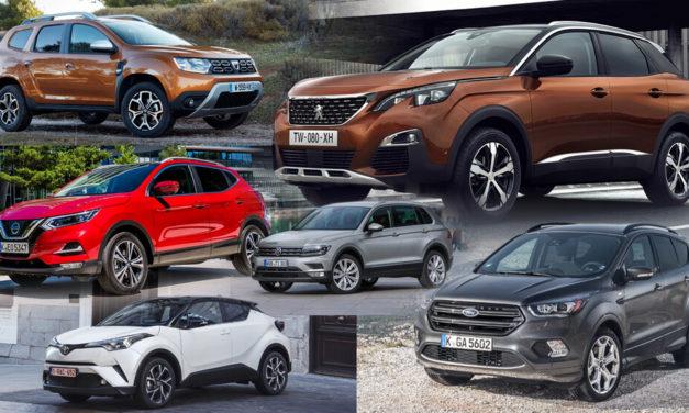 Tendance Auto : Le carton plein des SUV