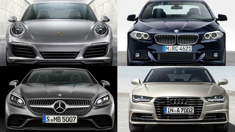 voitures allemandes